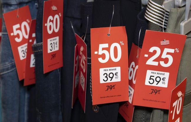 Fréquentation en berne, ventes au plus bas : A Paris, les soldes d'été ont déçu les commerçants