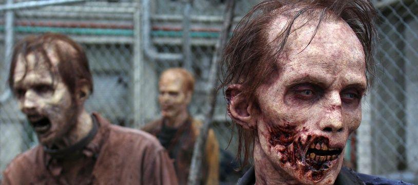 """Le dernier épisode de la saison 10 de """"The Walking Dead"""" reporté à cause du coronavirus."""
