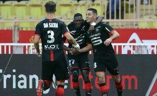 Hatem Ben Arfa a marqué face à Monaco dimanche et offert la victoire au Stade Rennais.