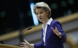Vaccination: Ursula von der Leyenrejette les critiques sur la stratégieeuropéenne
