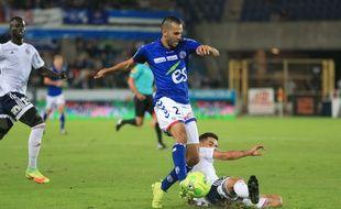 Grâce notamment à un doublé de Khalid Boutaïb, le Racing club de Strasbourg s'est imposé au stade de la Meinau lundi face à l'AC Ajaccio (4-2)…