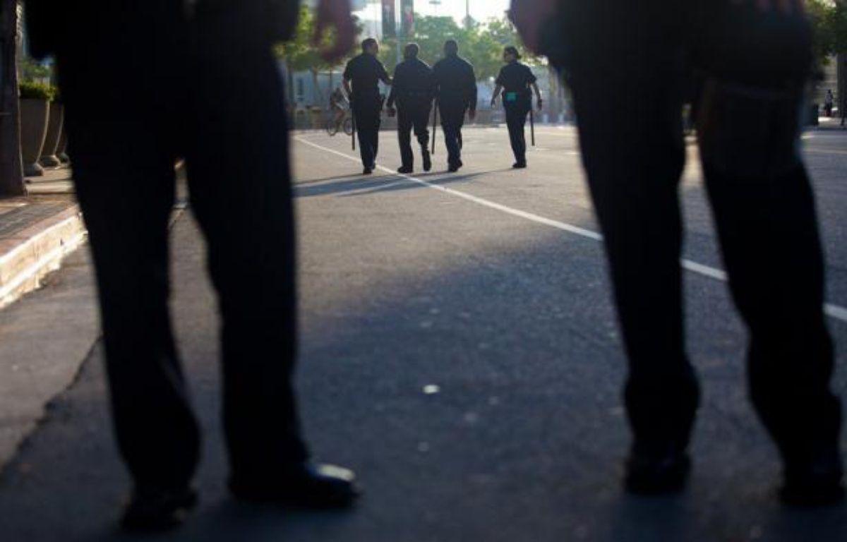 L'homme considéré par les médias américains comme le possible auteur du film controversé sur l'islam ayant entraîné des violences au Moyen Orient et au Maghreb, vit sous protection policière au sud de Los Angeles. – Jonathan Gibby afp.com