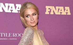 La star de la téléréalité Paris Hilton