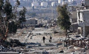 L'armée syrienne est sur le point de reprendre le contrôle total de la ville d'Alep.