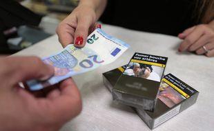 Le 1er mars 2018, le prix du paquet de cigarettes augmentera et passera à 8 euros.