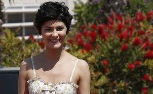 Audrey Tautou, maîtresse de cérémonie au festival de Cannes 2013