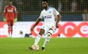 Nicolas Nkoulou contre le PSG le 9 novembre 2014.