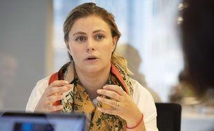 La chercheuse française Camille François est une référence sur la scène internationale en matière de lutte contre les fake news.