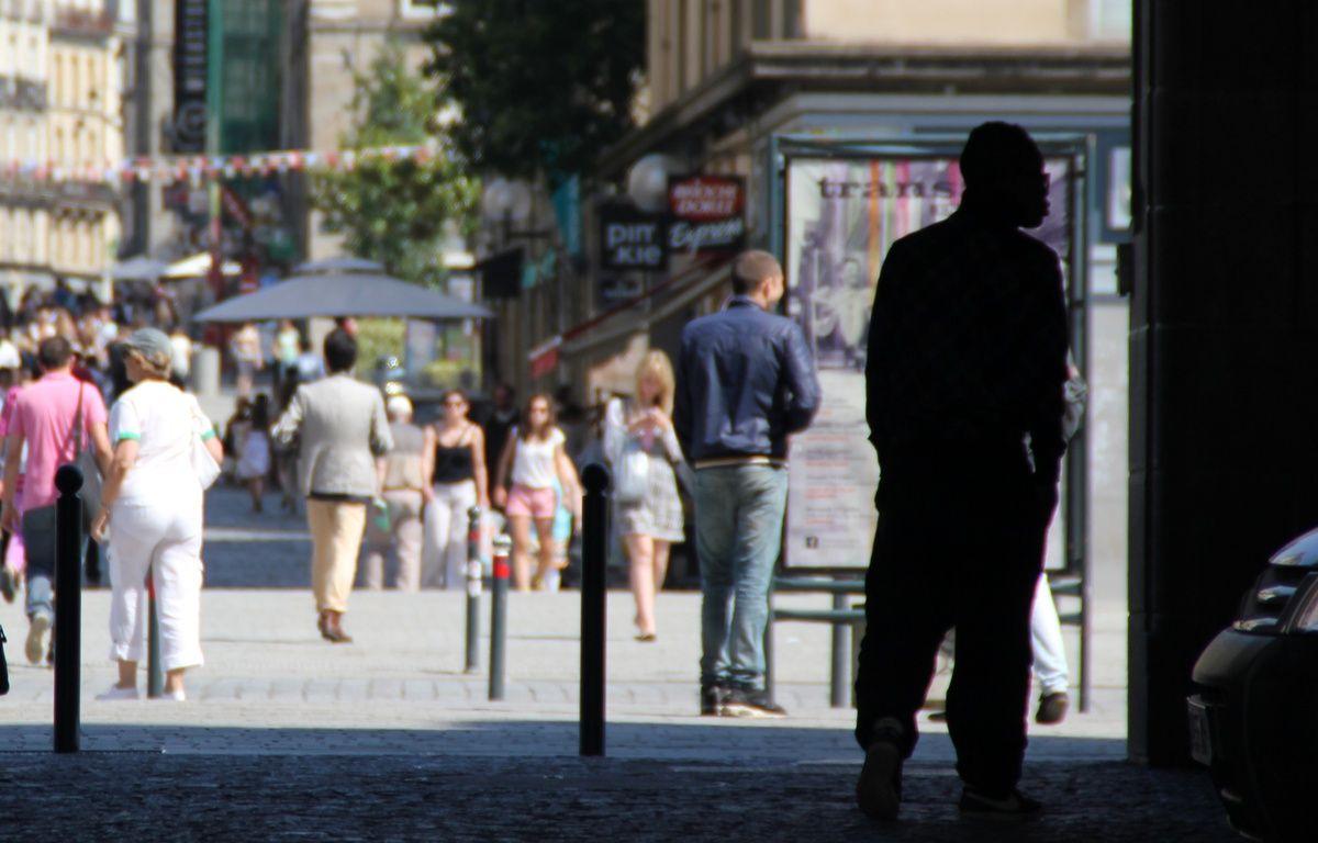 Les arcades de République, à Rennes, où de nombreux jeunes traînent, vivant de petits deals de drogue.  – C. Allain / APEI / 20 Minutes