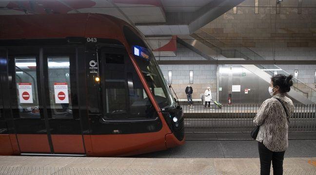 A Nice, le réseau Lignes d'Azur (presque) de retour à la normale le 2 juin