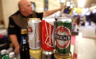 Suite à la multiplication d'incidents, la compagnie Raynair exige des aéroports qu'ils interdisent la vente d'alcool avant 10h.