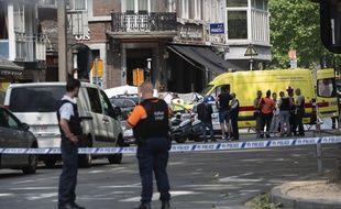 Benjamin H. a tué trois personnes ce mardi à Liège avant d'être abattu par la police