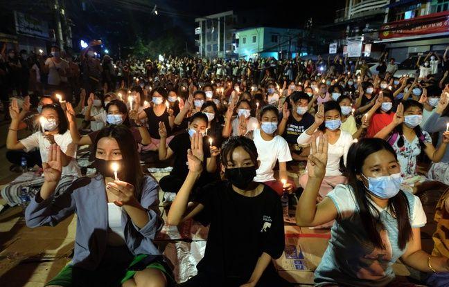 648x415 birmanie connait nombreuses manifestations