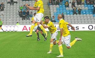 «Mon téléphone n'a pas arrêté de sonner après le match!…», s'esclaffe l'attaquant Florian Raspentino.