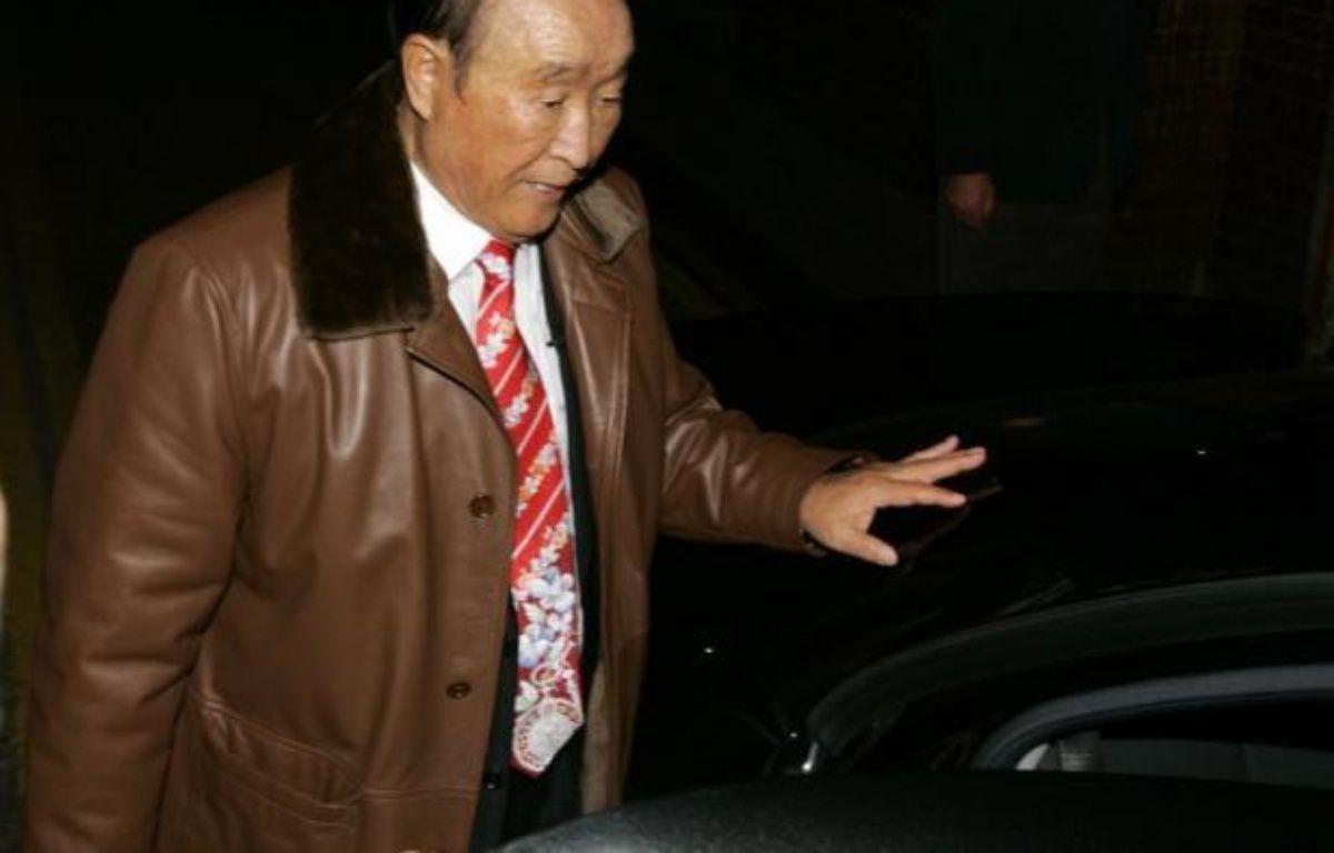 Sun Myung Moon, fondateur controversé de l'Eglise de l'Unification, devenue un vaste empire économique et également connue sous le nom de secte Moon, est mort dans la nuit de dimanche à lundi à Séoul à l'âge de 92 ans, a annoncé un porte-parole de l'organisation religieuse. – Leon Neal afp.com