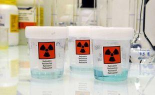 Plusieurs sources et déchets radioactifs issus des laboratoires de l'université Paul-Sabatier attendent d'être traités par une filière dédiée.