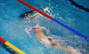Le double champion olympique Yannick Agnel est devenu champion de France du 100 m nage libre en petit bassin, en s'imposant en finale en 46 sec 68, son nouveau record personnel, vendredi à Angers.