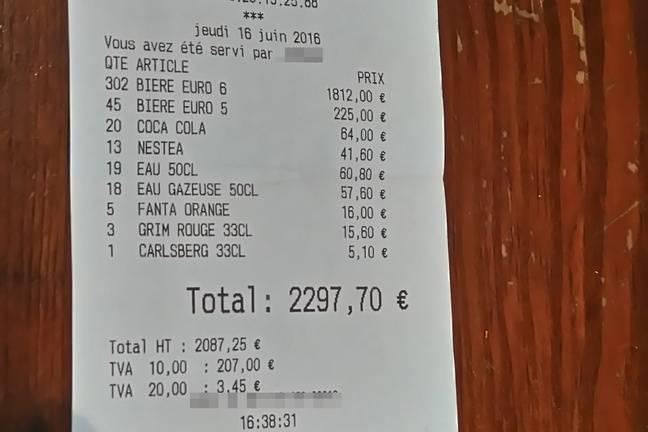 351 bières sur une même note. Qui dit mieux?