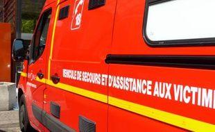 Les pompiers partent repêcher les corps des deux cadavres retrouvés dans la Saône ce week-end.