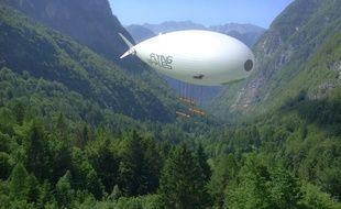 L'entreprise Flying Whales va implanter sa première ligne d'assemblage dans la région Nouvelle Aquitaine.