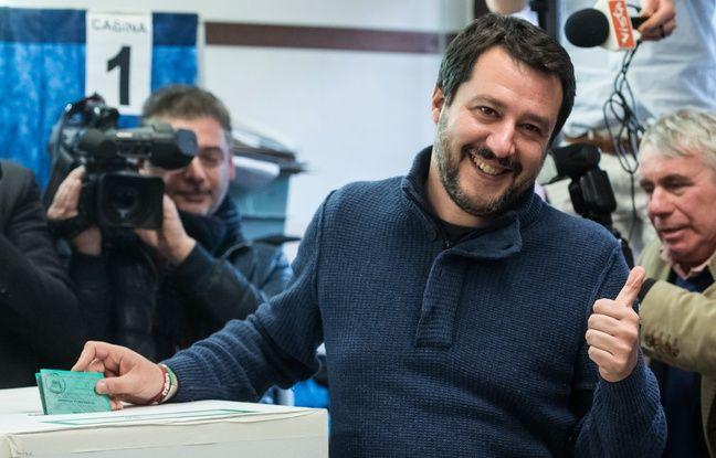 nouvel ordre mondial | Italie: La coalition droite-extrême droite en tête aux législatives
