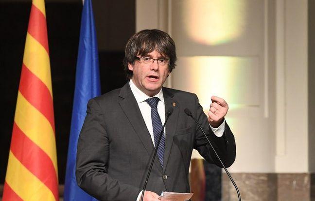 nouvel ordre mondial | Catalogne: Carles Puigdemont annonce rester en Belgique «pour l'instant»
