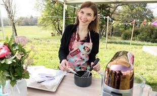 Marion, candidate au Meilleur pâtissier