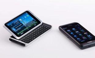 Le Nokia E7, présenté le 14 septembre 2010