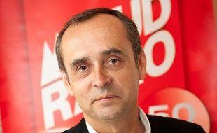 Robert Ménard, journaliste à Sud Radio, dans l'émission duquel les dérapages ont commencé