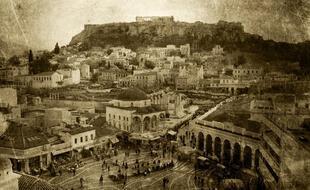 La ville d'Athènes, capitale millénaire de la Grèce