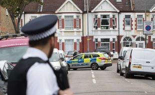Le corps calciné de Sophie Lionnet a été retrouvé en septembre dernier dans le jardin de cette propriété du sud-ouest de Londres