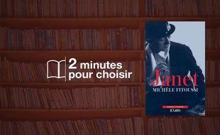 «Janet» par Michèle Fitoussi chez JC Lattès (20€, 384 p.).