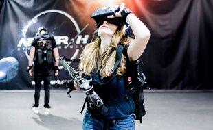 La société Reiv propose des offres d'immersions statiques mais aussi des jeux collaboratifs immersifs.