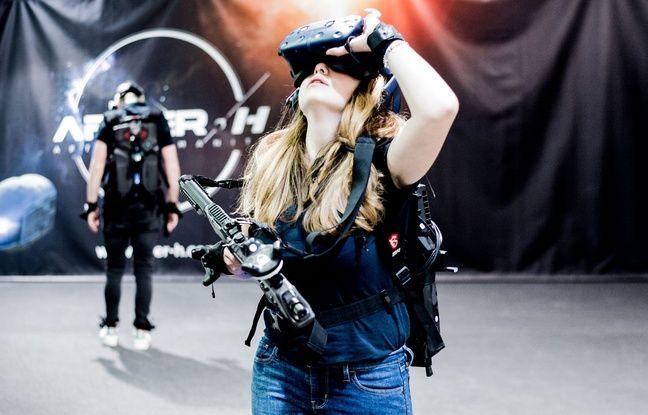 Bordeaux: Avis aux gamers, on a testé le nouveau temple de la réalité virtuelle qui ouvre ce mercredi
