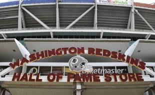 Le Stade des Redskins, à Washington