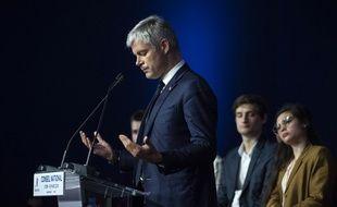 Laurent Wauquiez médite sur sa démission.