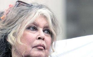 Brigitte Bardot en 2007, à Paris.