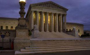 La cour suprême américaine, à Washington