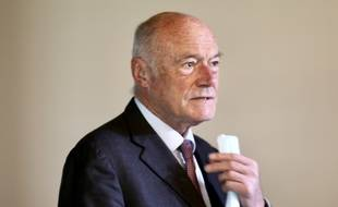 Le président de la région Nouvelle-Aquitaine Alain Rousset est candidat à sa succession