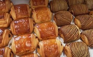 Les chocolatines élaborées par Sébastien Lagrue lui ont permis d'être sacré champion du monde le 27 mai à Toulouse.