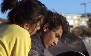 Les deux personnes principaux du film Shéhérazade, de Jean-Bernard Marlin