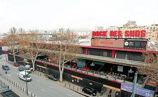Le Dock des Suds est la propriété d'Euromed depuis 2011.
