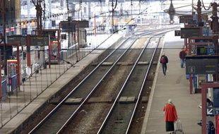 La gare Saint Jean de Bordeaux