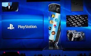 Après Nintendo et avant Microsoft, le groupe japonais Sony lève le voile mercredi sur la nouvelle génération de sa console de jeux de salon, la PlayStation, bravant un environnement moins favorable ces dernières années à ce type d'appareil.