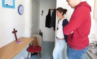 Clémence et Luca, étudiants à Toulouse, vivent en Jéricho'loc