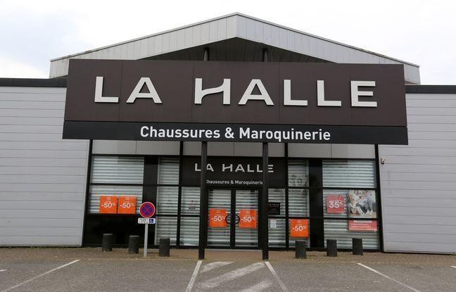 La Halle: Les offres de reprise devront se faire avant le 25 mai