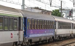 Un train de la SNCF (illustration).