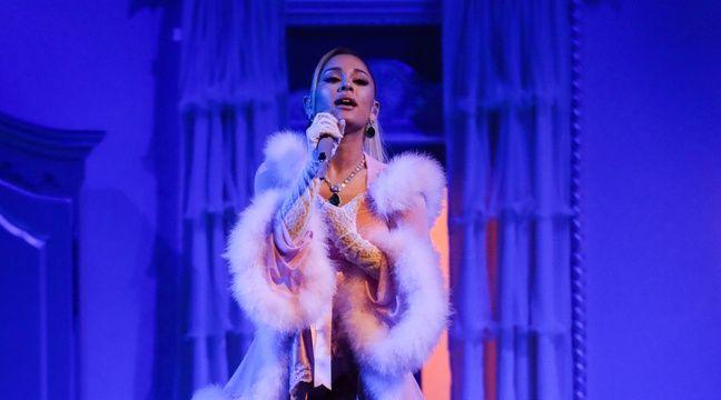 VIDEO. Un fan obsédé parvient jusqu'à la porte d'Ariana Grande