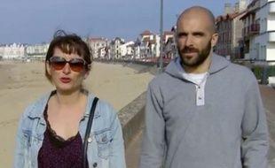 Emilie Tréhin et son compagnon ont été déçus par le travail de leur agent immobilier dans le cadre de l'émission Recherche appartement ou maison.