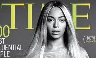 Beyoncé, en couverture de «Time».